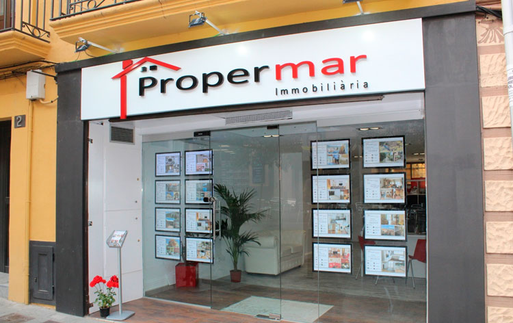 propermar inmobiliaria precio franquicia