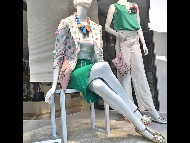 Franquicia de moda Diez Euros