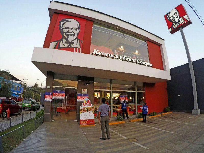 Abrir franquicia KFC