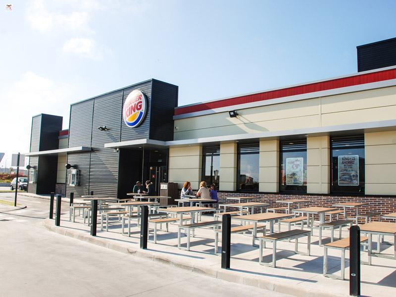 Abrir franquicia Burger King