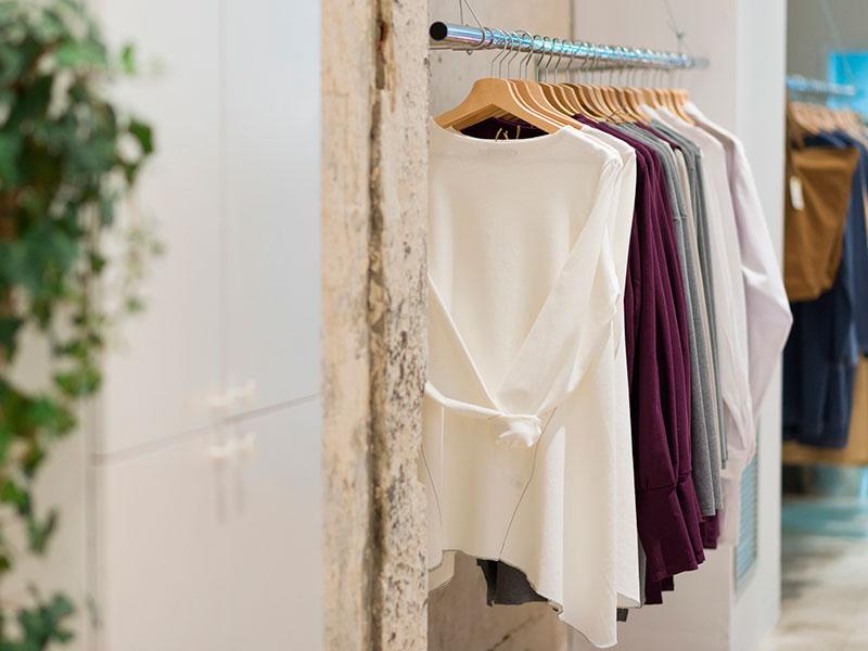 Franquicia de ropa ecológica