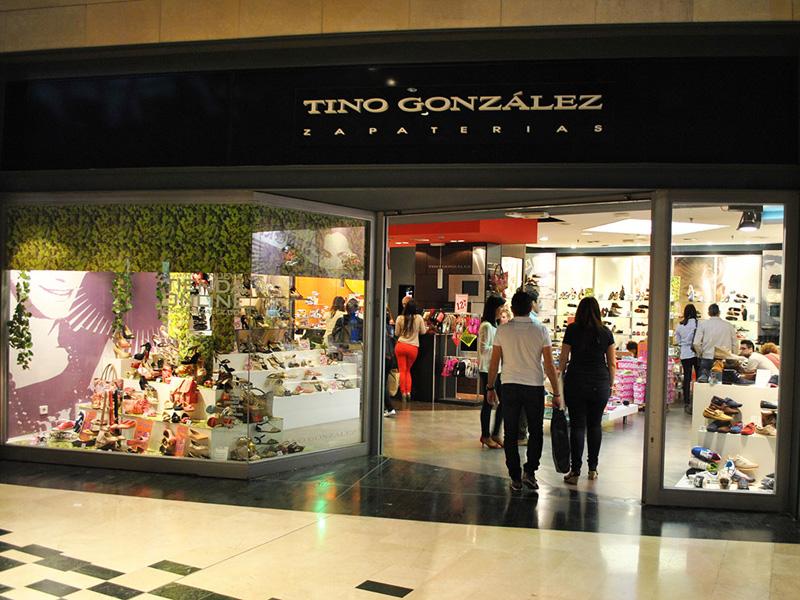 Franquicia de zapatos Tino Gonzalez