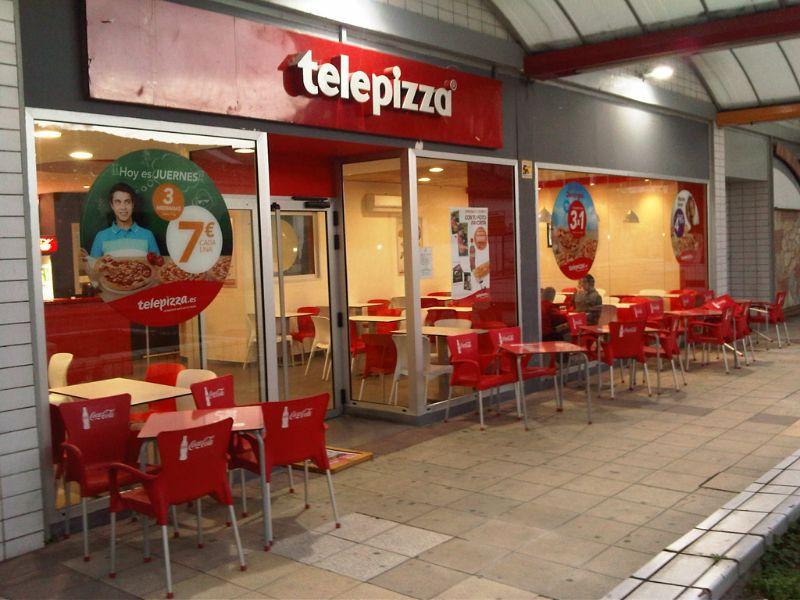 Franquicia Telepizza precio