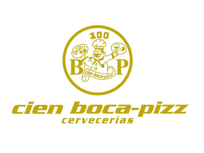 Logo Cien Boca-Pizz