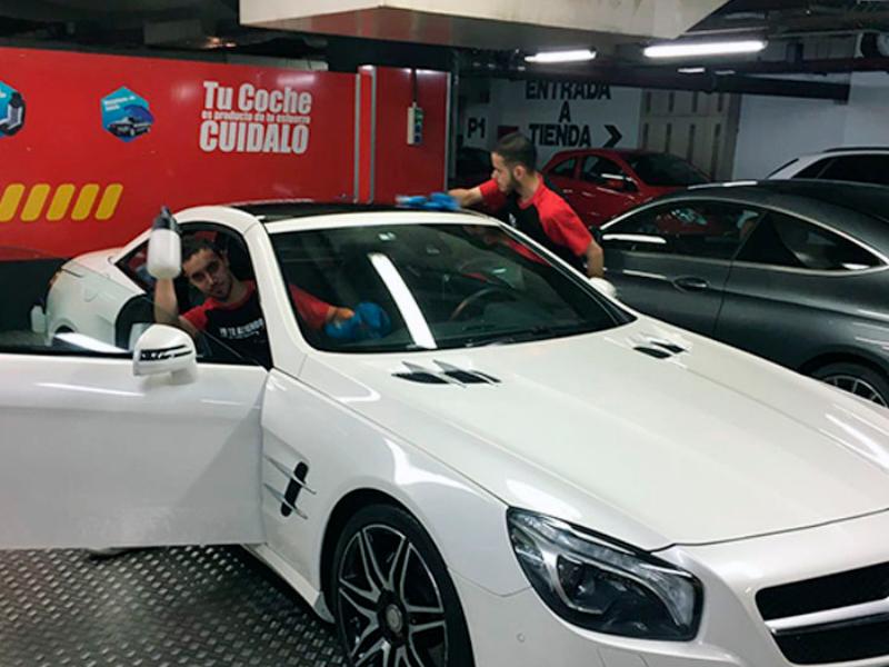 Franquicia Ecologic Car Wash España