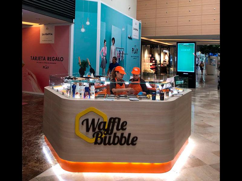Franquicia de Waffles en España