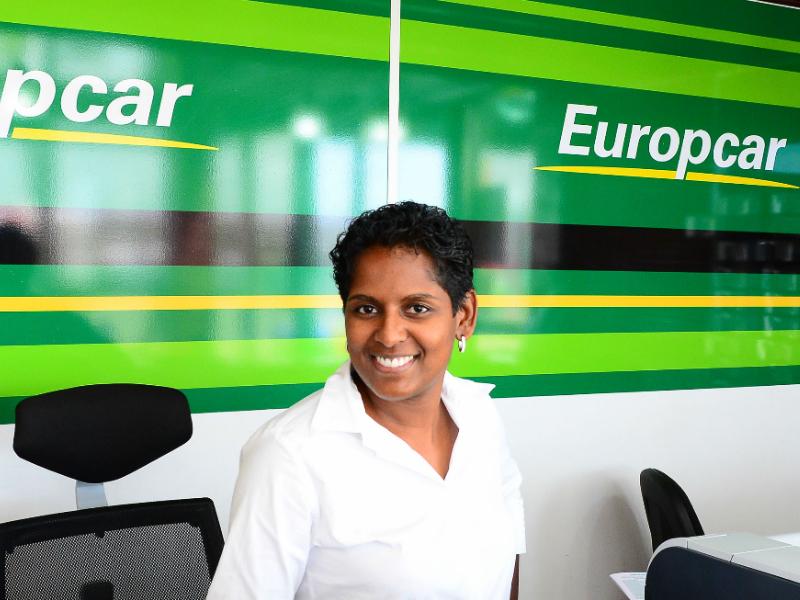 Franquicia Europcar España