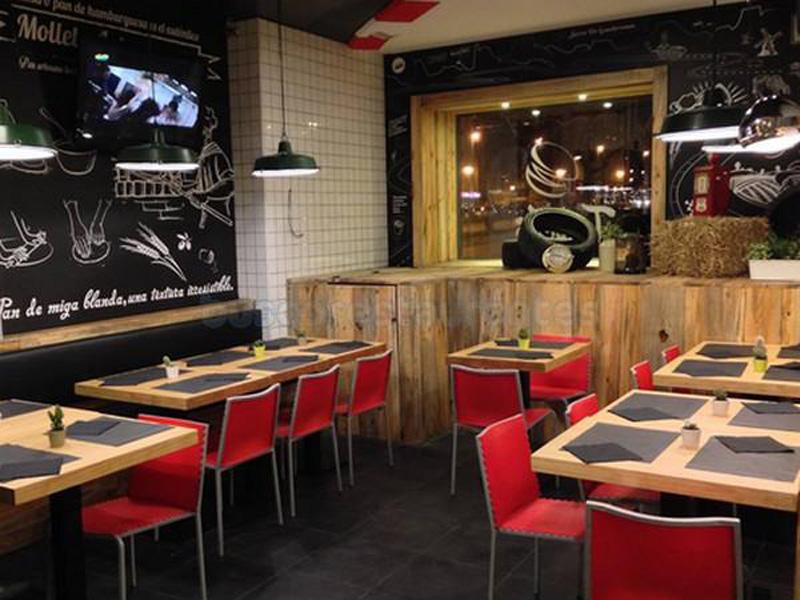 Restaurante de Tate´s Burger