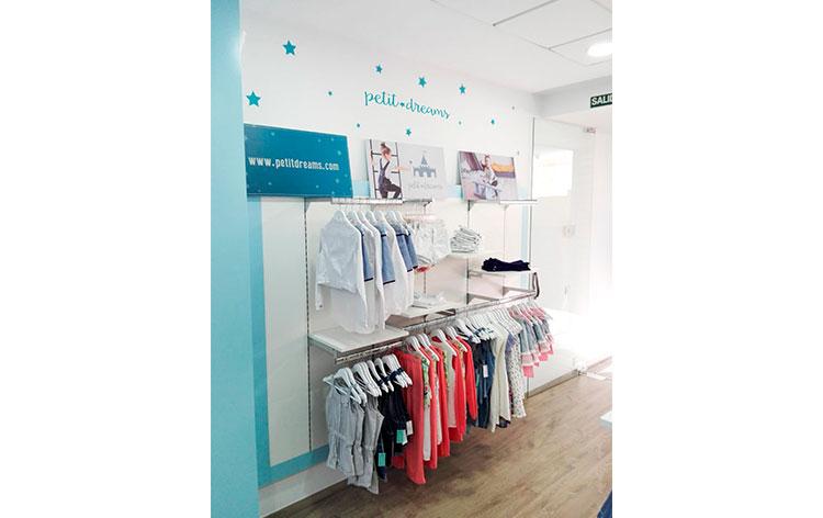 abrir tienda ropa niños