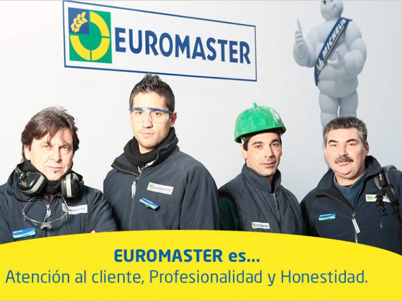 Abrir una franquicia Euromaster