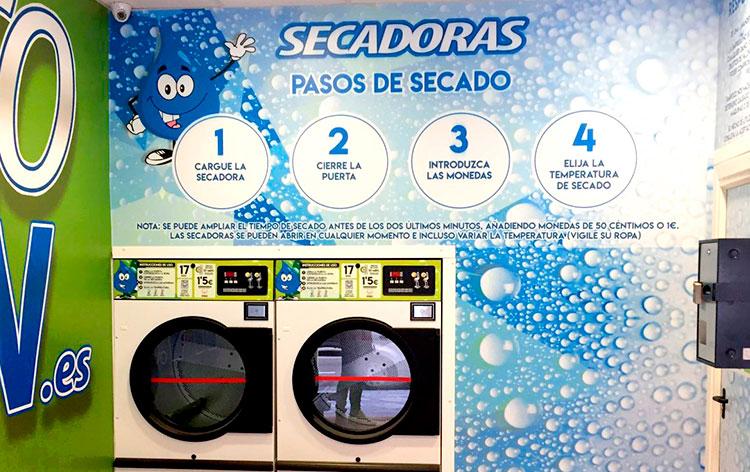 precio lavanderias ecospin