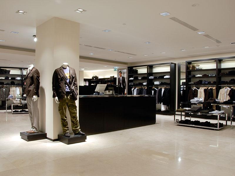 Franquicia de moda española Zara
