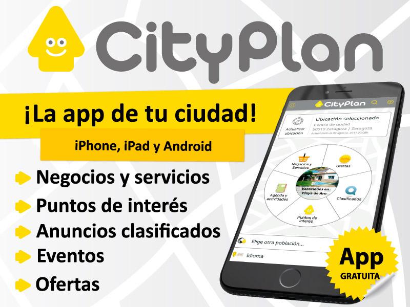 Cityplan y la app de tu ciudad