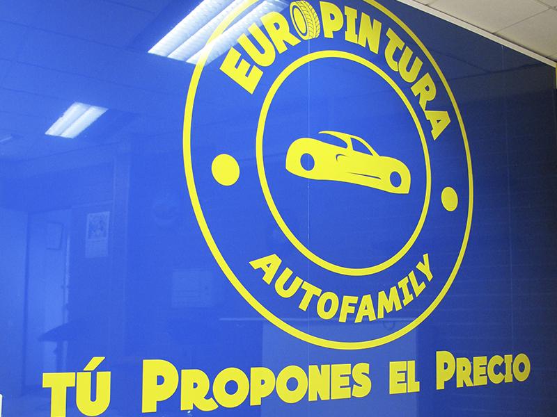 Abrir una franquicia Europintura Talleres