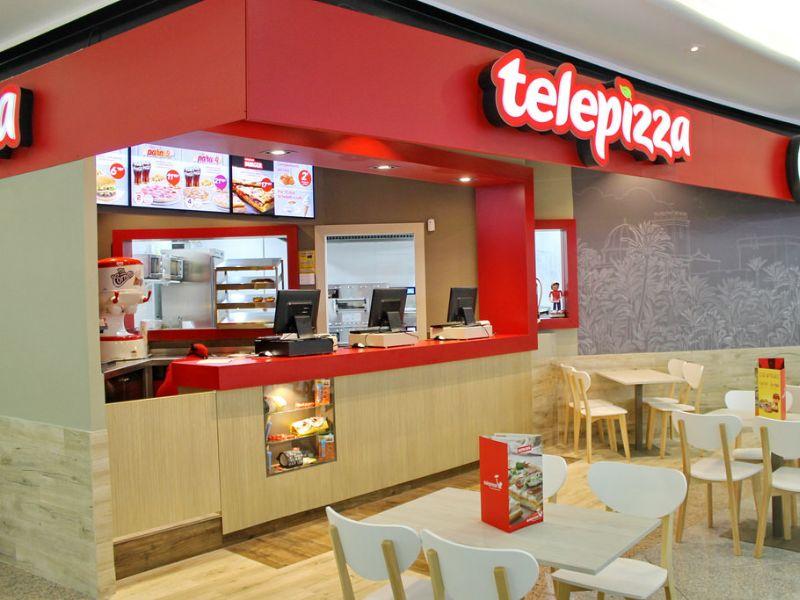 Franquicia Telepizza España