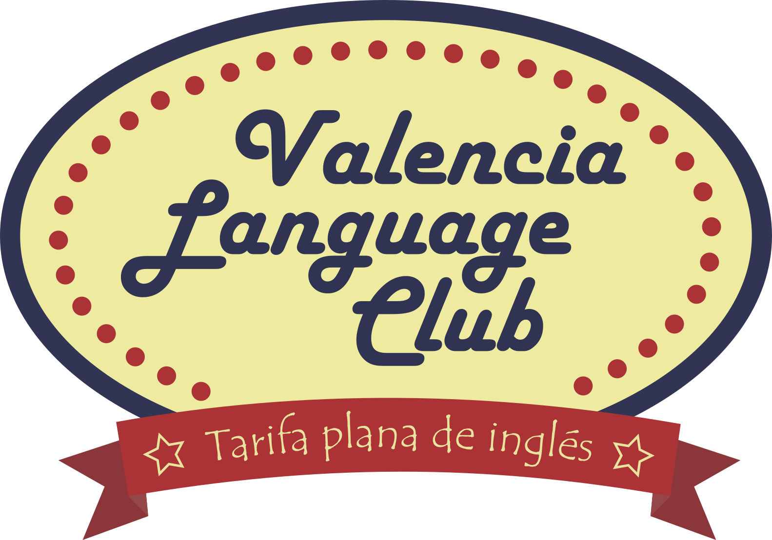 Logo de la franquicia Valencia Language Club