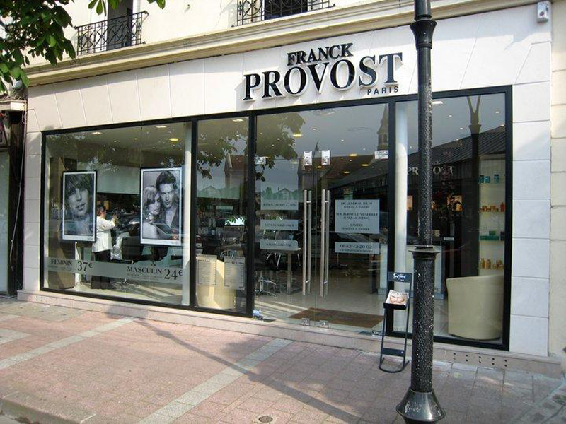 Exterior de Franck Provost
