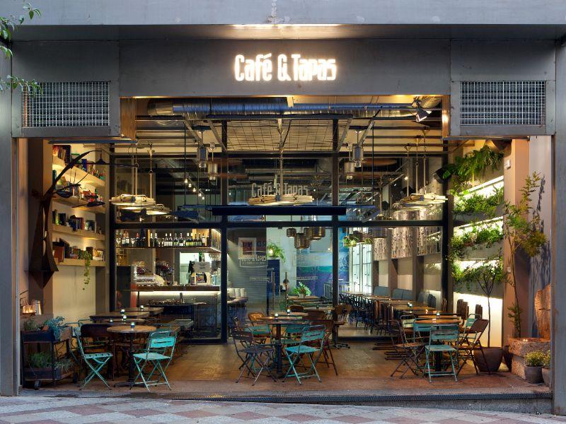 Franquicia Café & Té rentable