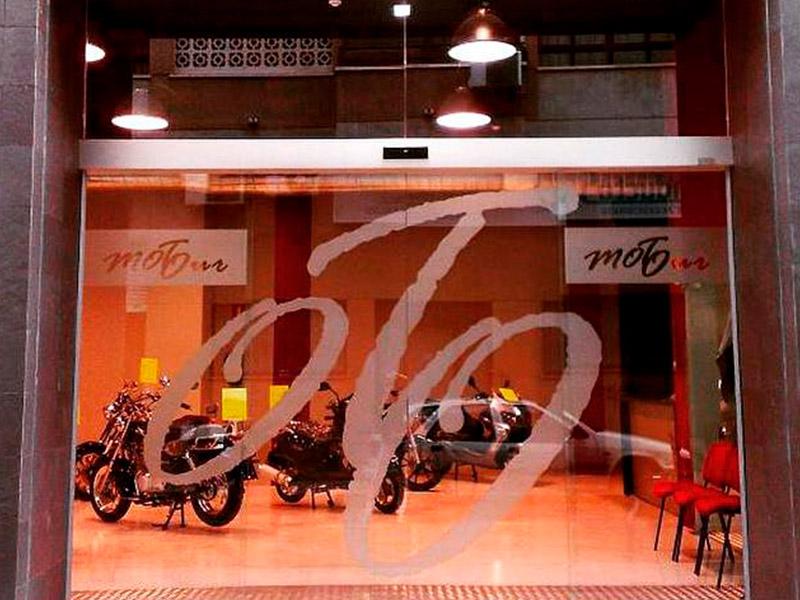 Franquicia Motos Motour España