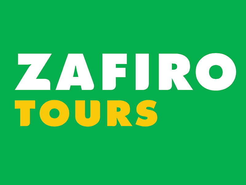 Interior local Zafiro Tours