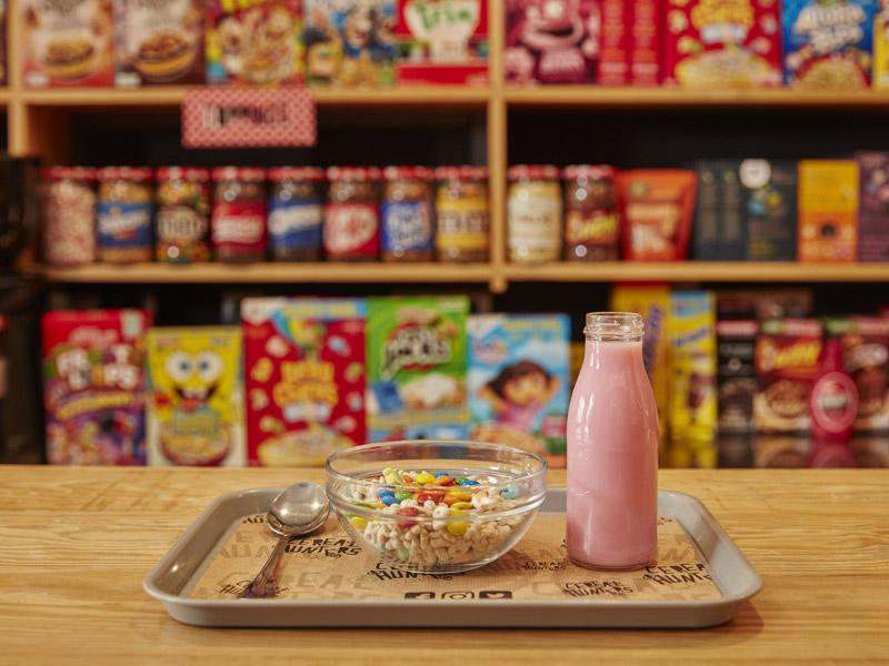 Negocio de cereales