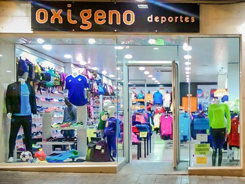 Asics en Oxígeno Deportes Oxigeno Deportes