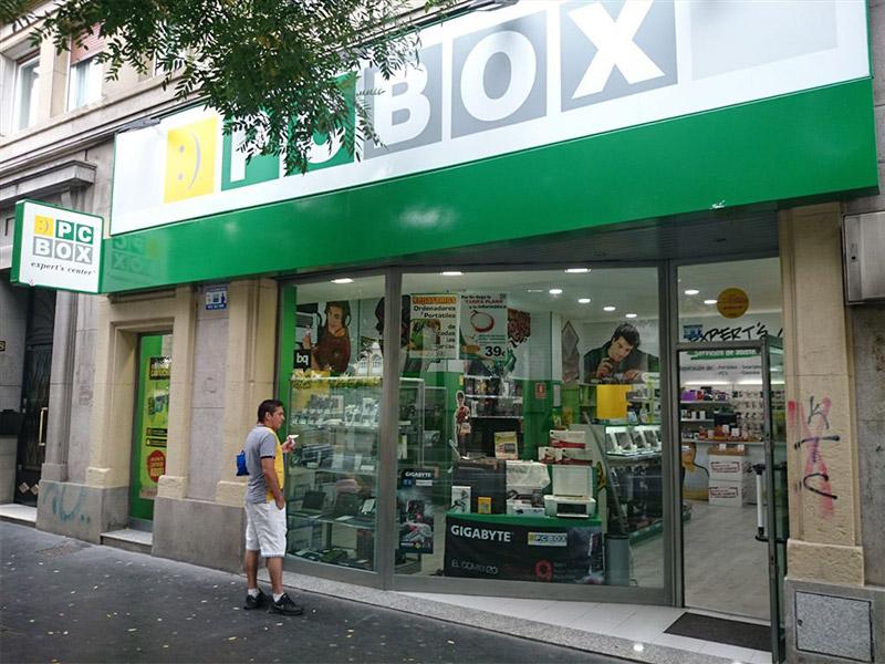 Franquicia Pc Box
