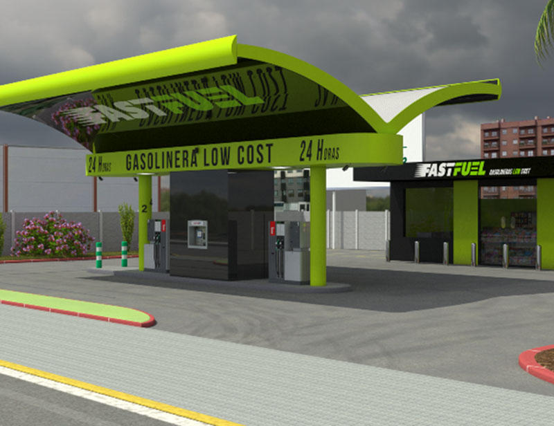 Abrir una franquicia Fast Fuel