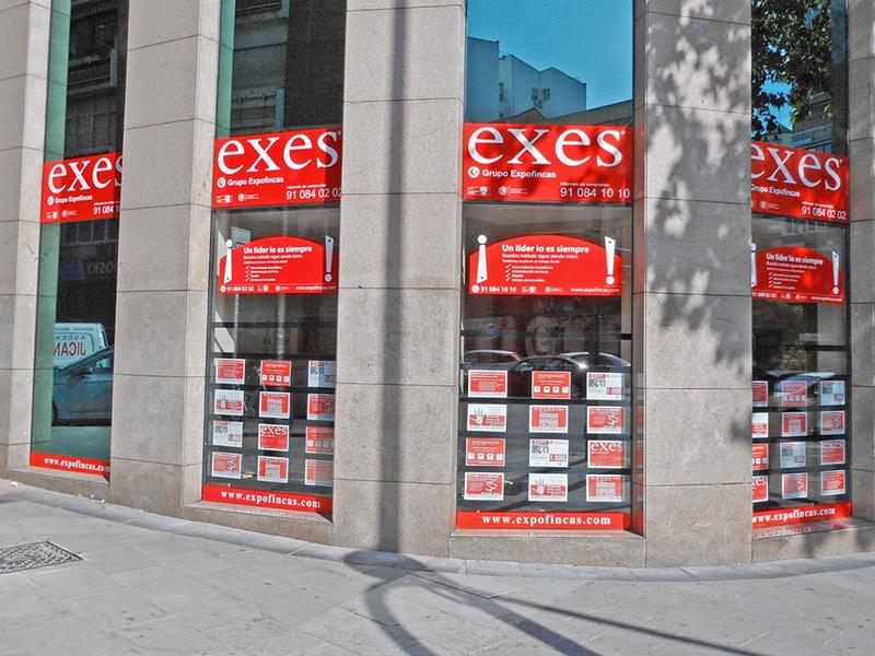 Franquicia Exes - Grupo Expofincas
