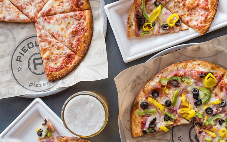 pizzeria pieology abrir
