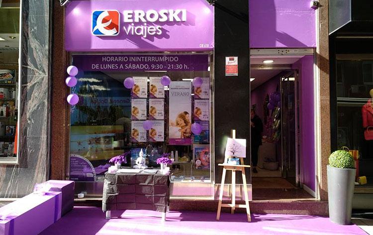 Franquicia Eroski Viajes España