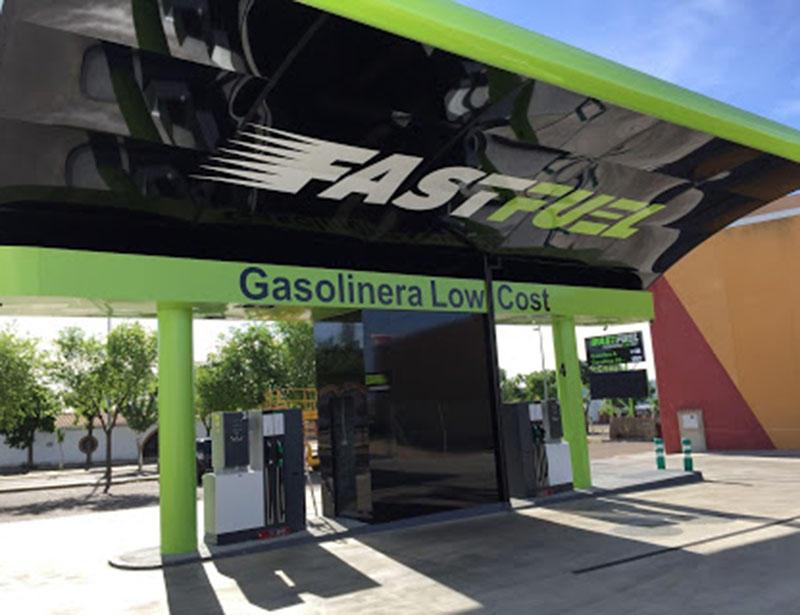Montar una franquicia Fast Fuel
