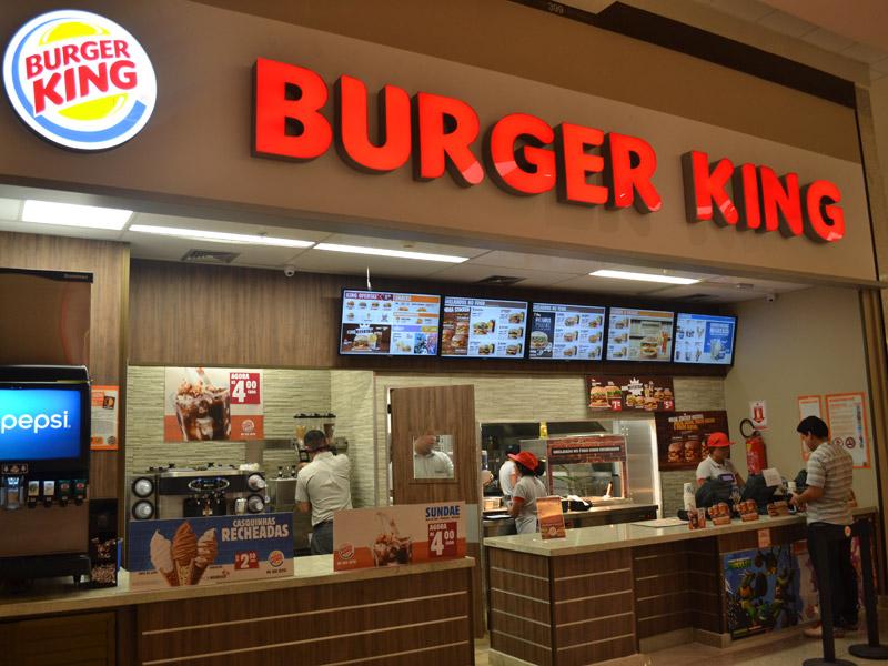Franquicia Burger King España