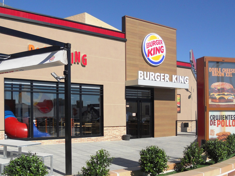 Franquicia Burger King precio