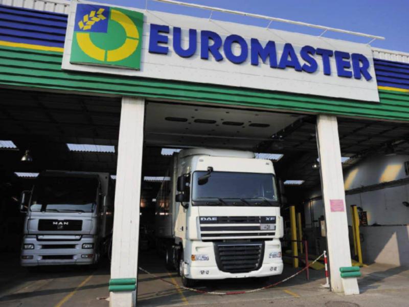 Montar una franquicia Euromaster
