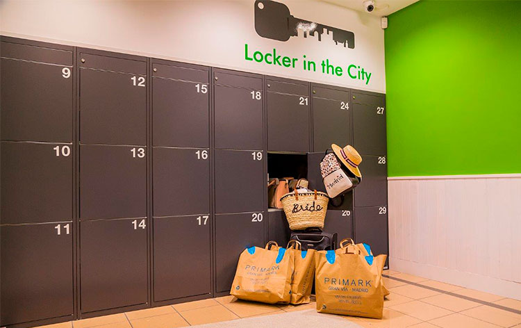 abrir franquicia locker in the city