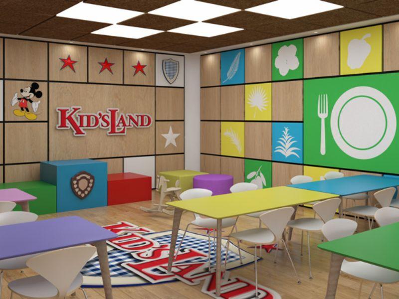 Centros de Educación Infantil de la Franquicia ESCUELA INFANTIL KID´S LAND