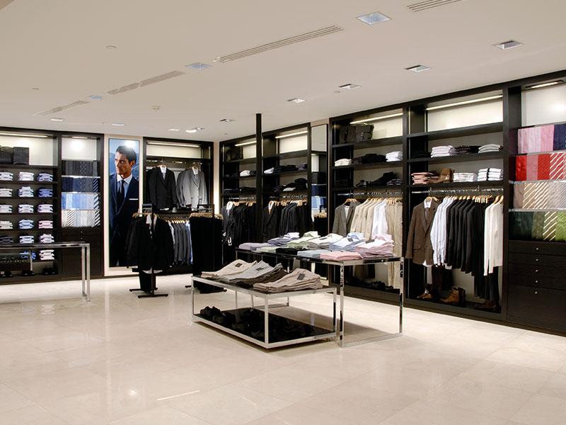 Franquicia Zara España