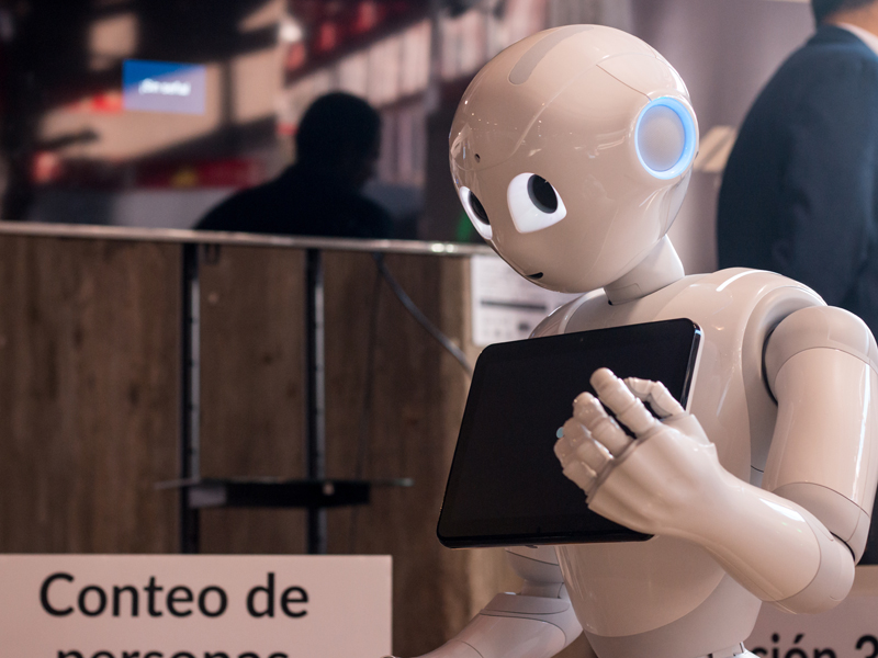 Franquicia de robots