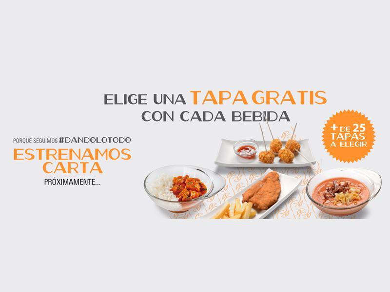 Franquicia Indalo Tapas precio