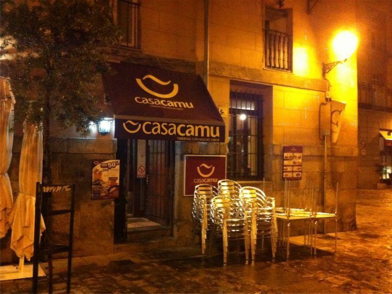 Franquicia Casa Camu precio