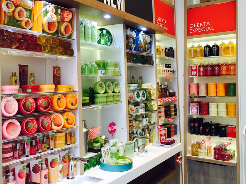 Franquicia de The Body Shop