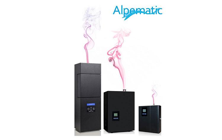 franquicia alpematic marketing olfativo