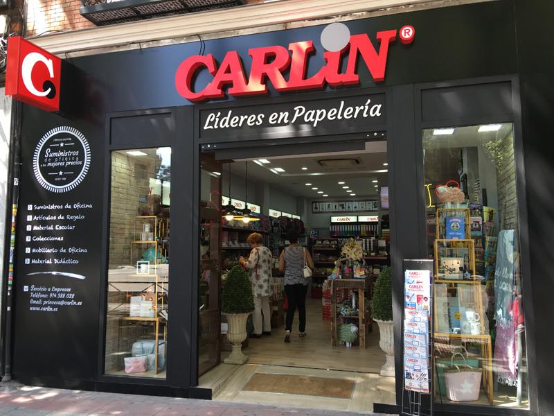Franquicia Carlin España