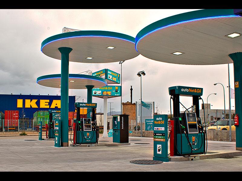 Franquicia Autonet&Oil y Elefante Azul España