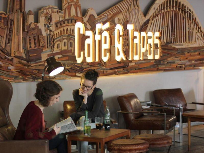 Franquicia Café & Té España