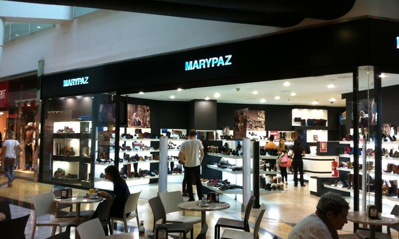 Franquicia de venta de zapatos de mujer