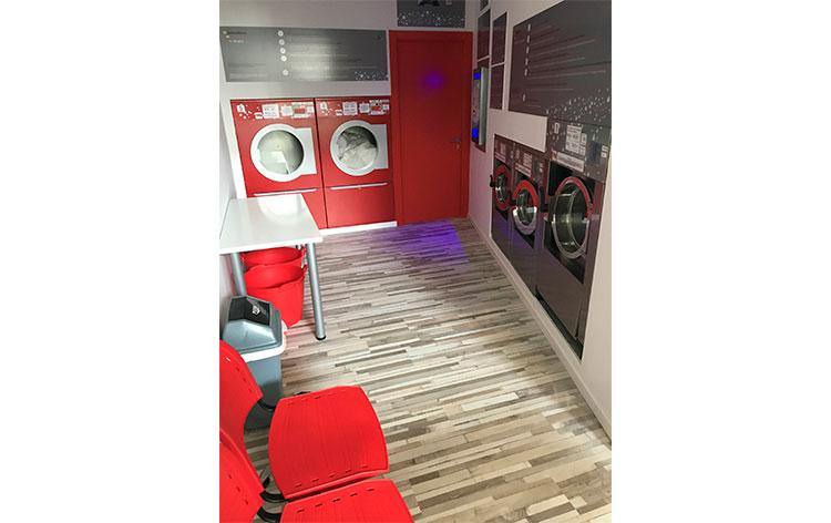 montar una lavandería autoservicio speedy wash