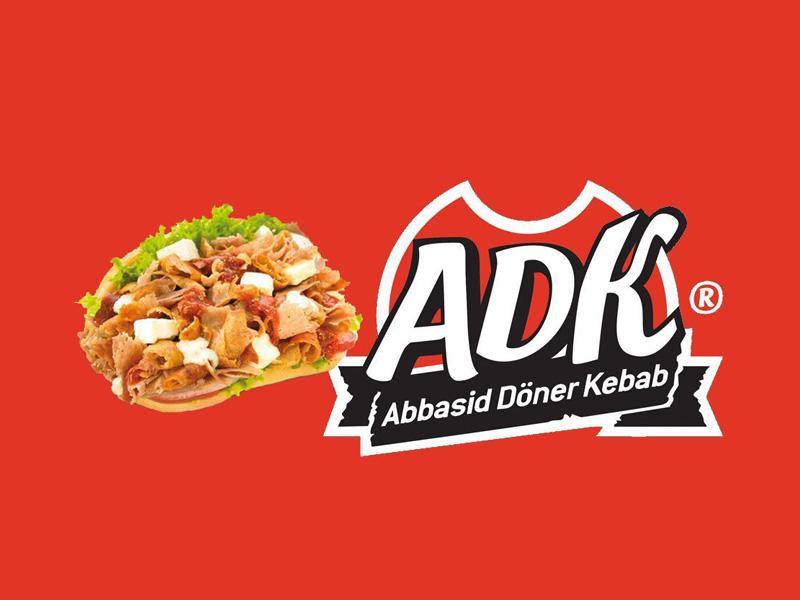 Logo de ADK (Abbasid Döner Kebab)