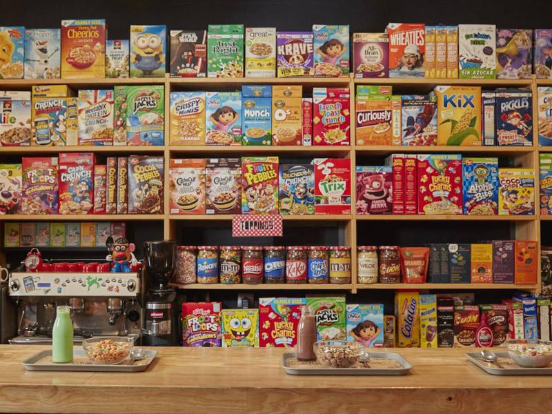 Montar franquicia de cereales